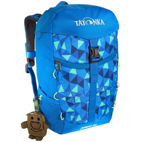 Tatonka Joboo 10 Bagpack Kinderen, bright blue